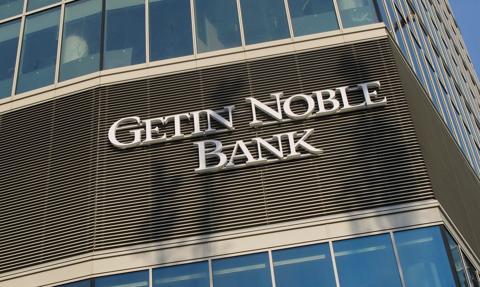 Getin Noble Bank zanotował stratę netto w I kwartale