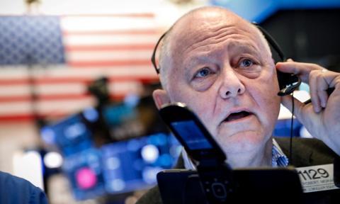 Kiepska końcówka sesji na Wall Street
