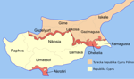 Cypryjski rząd zamyka tymczasowo cztery przejścia na północ wyspy