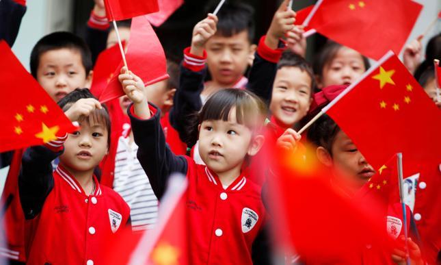 Chiny zachęcają obywateli do posiadania dzieci