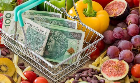 Deloitte: W najbliższych tygodniach Polacy zwiększą wydatki na żywność