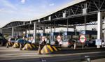 Zlikwidowano bramki do poboru opłat na A2 koło Pruszkowa