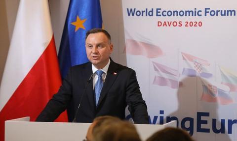 Prezydent: Potraktowaliśmy Davos jako miejsce naszej ofensywy gospodarczej
