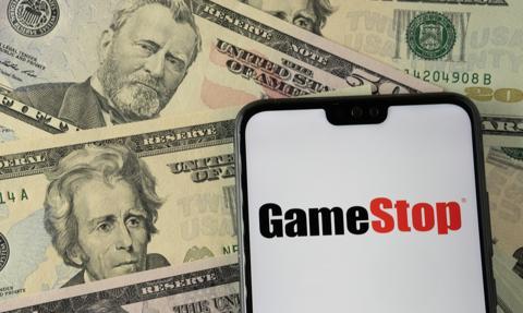 """""""Memowe akcje"""" mocno w górę. GameStop i AMC z dwucyfrowym wzrostem"""
