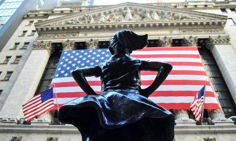 Korekta na Wall Street, trudniej o kredyty i rekordowa emerytura [Wykresy tygodnia]