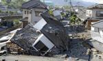 Japonia: liczba ofiar podziemnych wstrząsów na Kiusiu wzrosła do 48