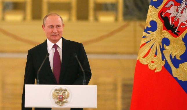 Rio 2016: Władimir Putin spotkał się na Kremlu ze sportowcami