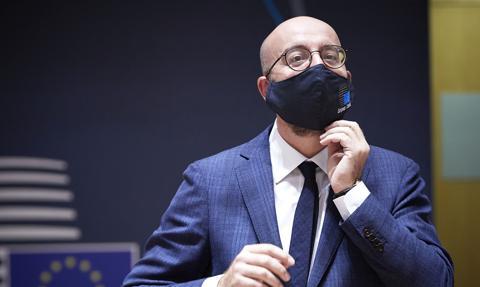 Szef Rady Europejskiej idzie na kwarantannę. Szczyt UE przełożony