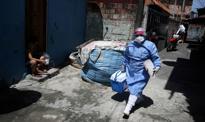 W Brazylii 30,8 tys. zakażeń w ciągu doby. Bolsonaro grozi opuszczeniem WHO