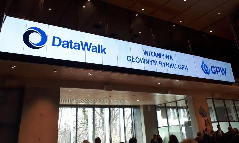 DataWalk chce podpisać kilkadziesiąt umów w USA, '19 ma być przełomowy w zakresie przychodów