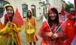 Rekordowa liczba turystów z Chin odwiedziła Polskę