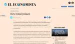 """""""El Economista"""" opublikował artykuł premiera Morawieckiego o """"Nowym Polskim Ładzie"""""""