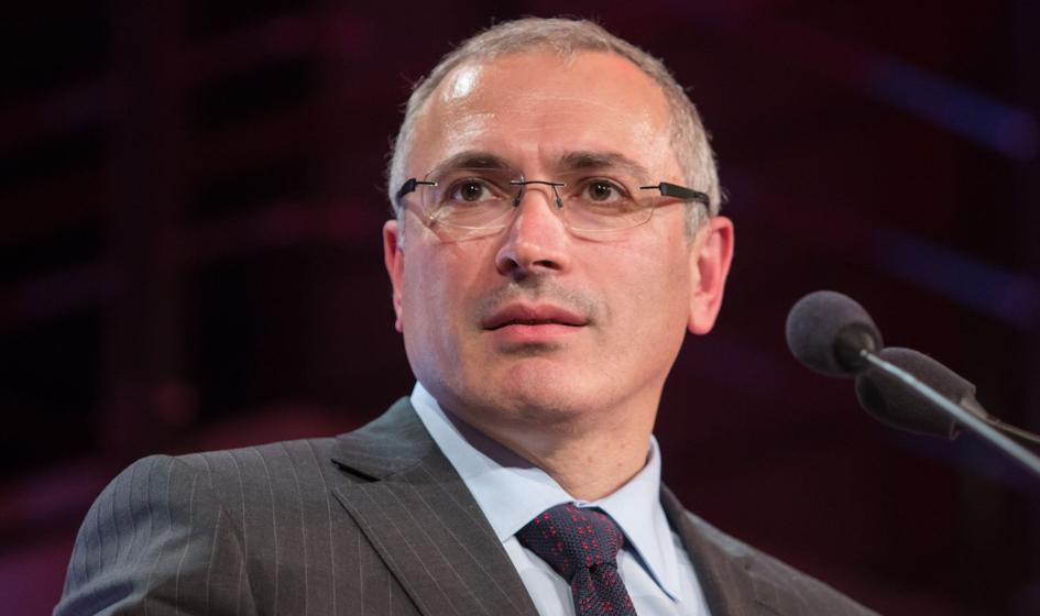 Chodorkowski: Putin powinien móc spokojnie odejść