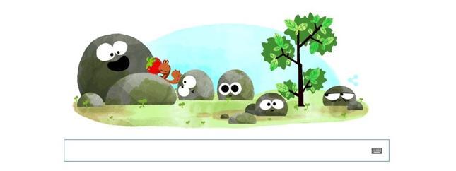 Google pokazało doodle na pierwszy dzień lata 2016 20 czerwca