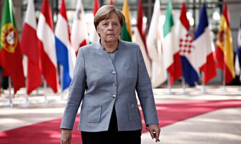 Merkel: W sprawie Chin Unia musi mówić jednym głosem