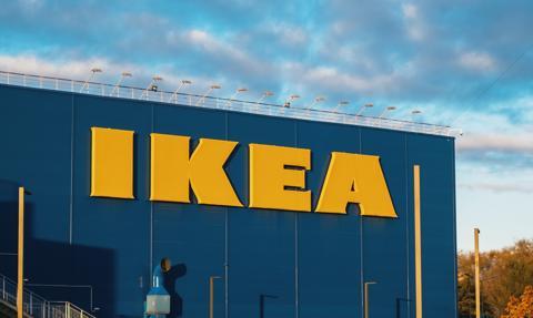 Ikea nie obsłuży kientów bez maseczki