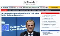 Zagraniczne media komentują wygraną Donalda Tuska