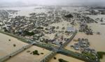 Japonia: ponad 100 ofiar śmiertelnych powodzi i osunięć ziemi