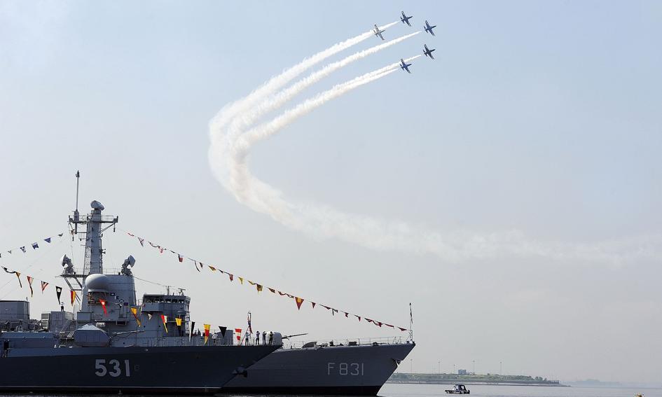 Rosja: ćwiczenia Floty Bałtyckiej w obwodzie kaliningradzkim