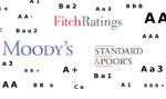 Ostatni w tym roku ratingowy piątek