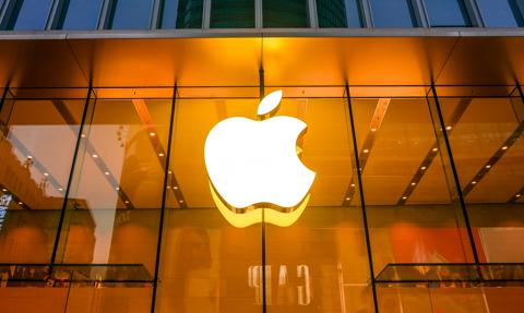 Apple z nowym rekordem. Ponad 100 mld USD przychodów w kwartał