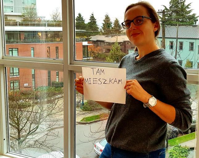 Katarzyna Jeziorska - Polka w Kanadzie