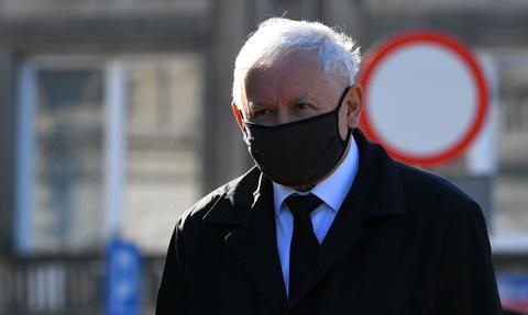 Kaczyński: Nie będzie żadnego polexitu