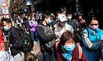 Chiny: koronawirus wywrócił sektor usług
