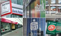 Ostra przecena banków na GPW