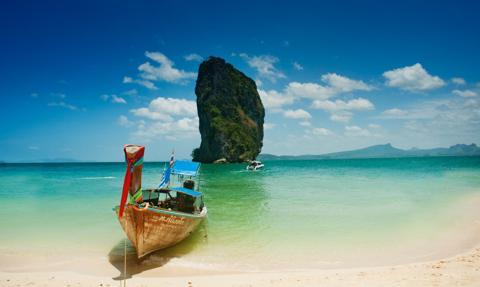 Pierwszy raz od kwietnia do Tajlandii przybyli zagraniczni turyści