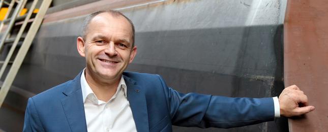Mariusz Golec, prezes Wielton SA
