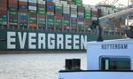 Kontenerowiec Ever Given, który blokował Kanał Sueski, dopłynął w końcu do Rotterdamu