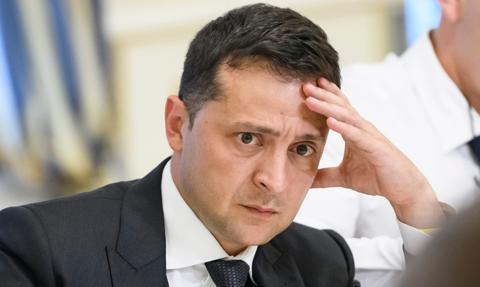 Zełenski chce odwołać obecny skład Sądu Konstytucyjnego