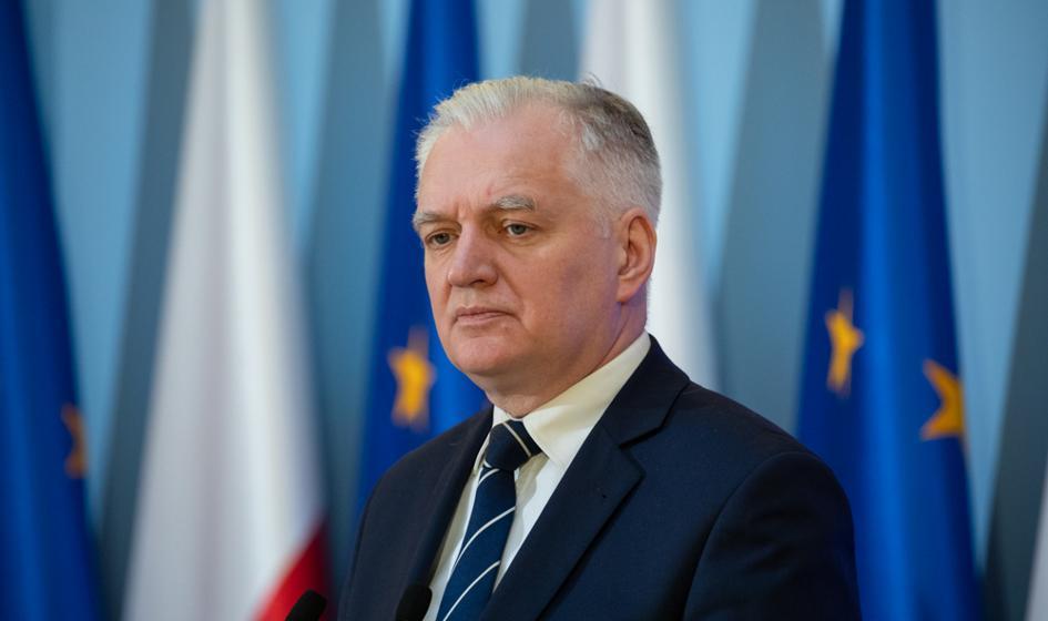 Gowin: W sprawie 200 mln zł wsparcia dla Warmii i Mazur czekamy na stanowisko naszych koalicjantów