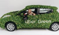 Uber Green wjeżdża na ulice Krakowa