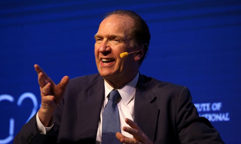 """Bank Światowy ostrzega państwa G20 i apeluje o """"trwalsze umorzenie długów"""""""