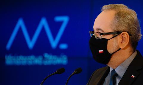 Minister zdrowia: Domówiliśmy od Pfizera 25 mln dawek szczepionki