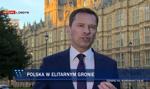 Polska giełda wstaje z kolan w... telewizorze
