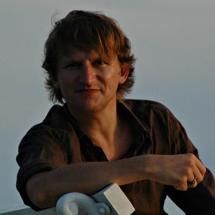 Wojciech Polko - pomysłodawca projektu Kostka Polska