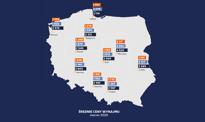Korekta cen najmu coraz głębsza. Nowy raport Bankier.pl
