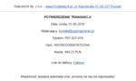 """Uwaga na """"potwierdzenie transakcji"""" z Przelewy24 – kolejne oszustwa"""