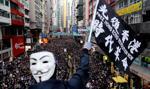 W Hongkongu dziesiątki tysięcy osób idą w prodemokratycznym marszu