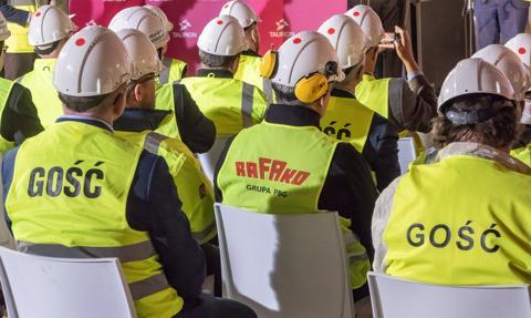 Zwolnienia grupowe w Rafako obejmą do 400 osób