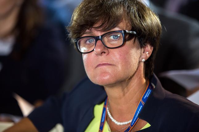 Joanna Kluzik-Rostkowska, minister edukacji narodowej