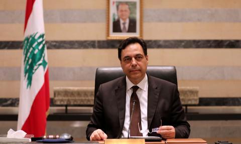 Rząd Libanu podał się do dymisji w związku z wybuchem w Bejrucie