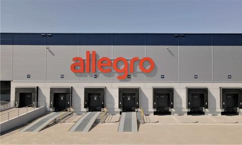 Allegro przekaże pracownikom w październiku 589 956 akcji