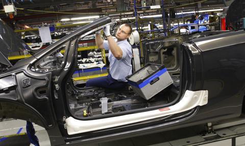 Polski przemysł na skraju recesji