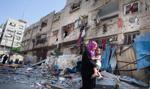 Kolejne izraelskie naloty na Strefę Gazy