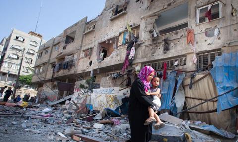 Zawieszenie broni w Strefie Gazy. Hamas i Izrael w nocy wstrzymały ogień