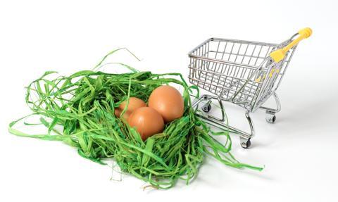 W tym roku zrobimy skromne zakupy na Wielkanoc